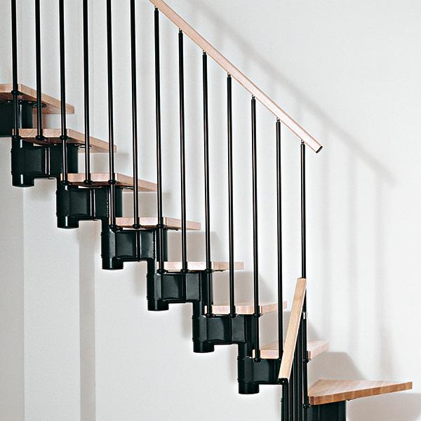 escaliers droits et quart tournant Fontanot